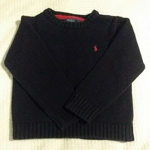 3 for $15! Boys polo sweater size 4t